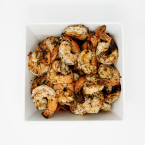 Jumbo Herb-Grilled Shrimp